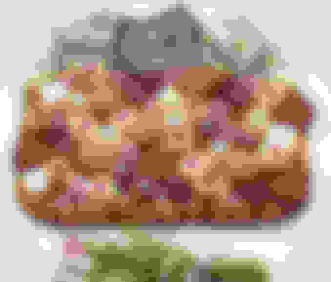 Assorted Cookies & Desserts