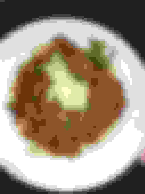 Braised Beef Over Pasta