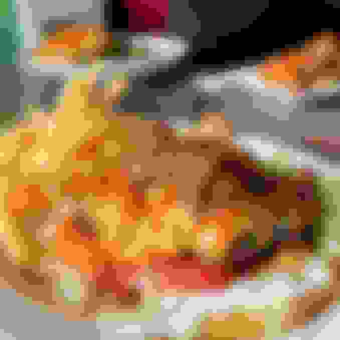 Oxtail Burger