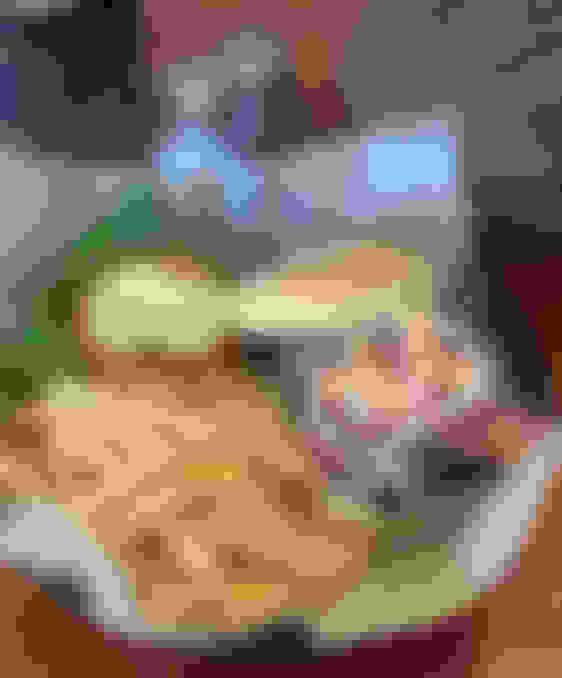 Cajun Byrne Burger