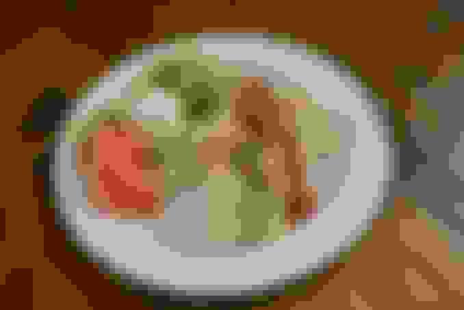 Burrito con Huevos