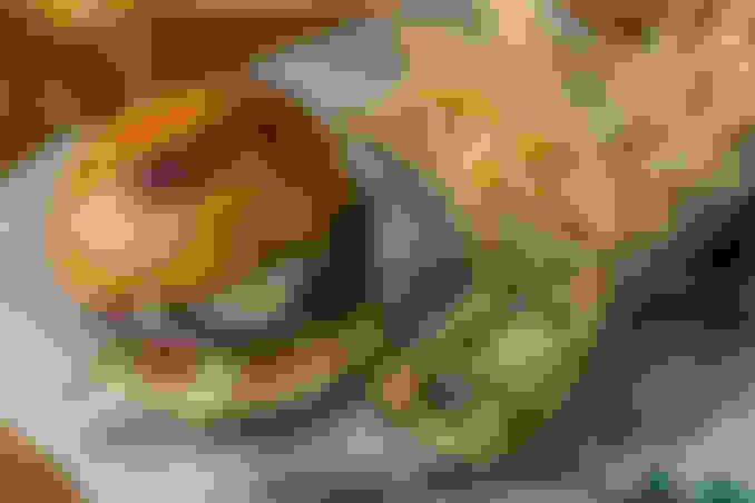 Three V Burger