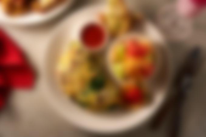 Vegetariana Omelet