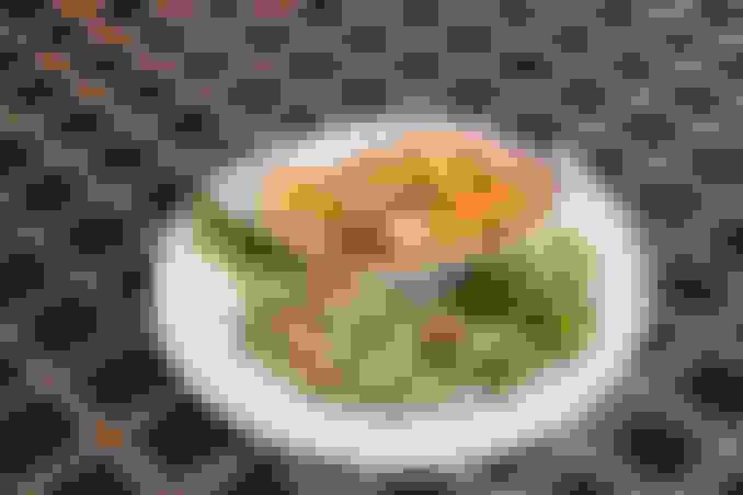 Honey-Garlic Glazed Shrimp