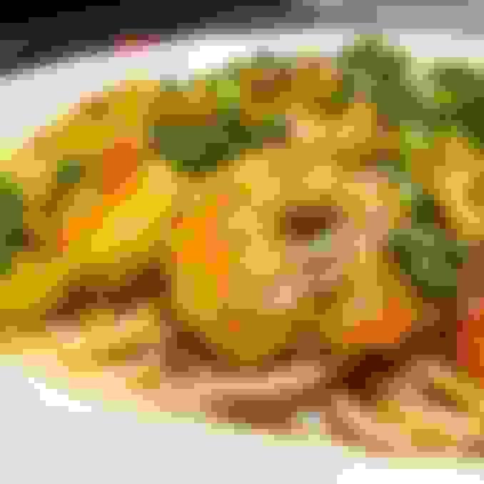 Curry Rasta Pasta
