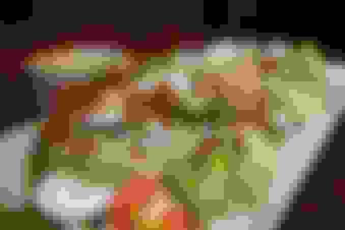 Avocado Cobb Salad