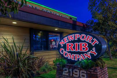 Newport Rib Company exterior