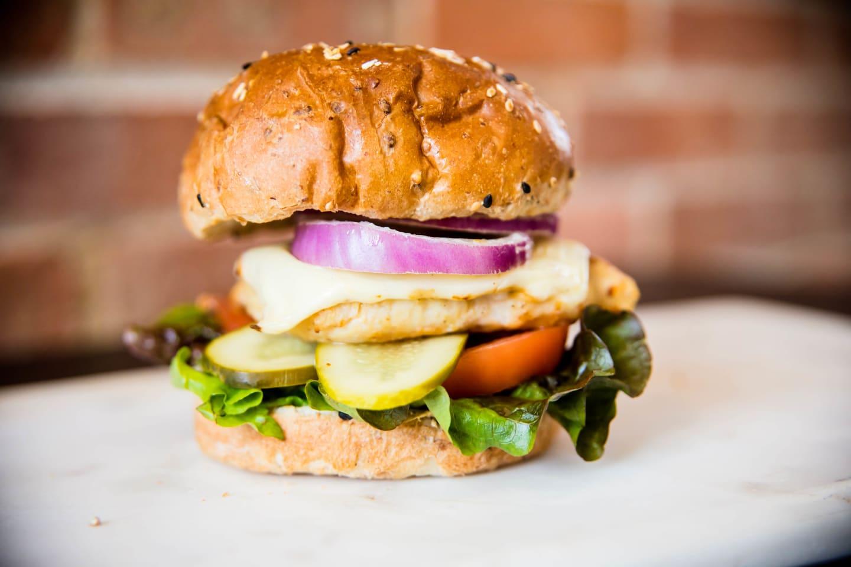 Anna Juice Burger