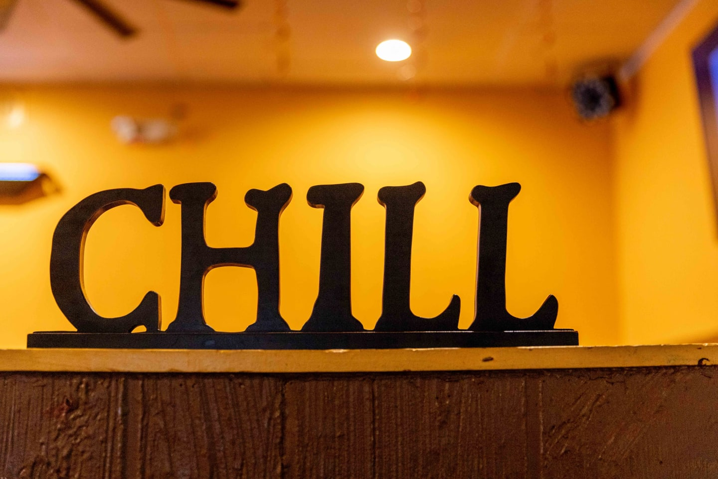 chill sign
