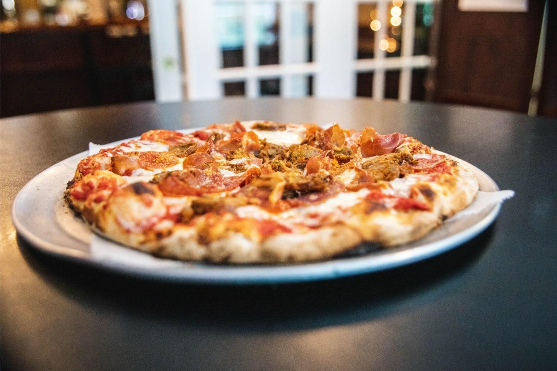 Supremo pizza