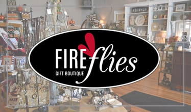 fire flies gift boutique logo