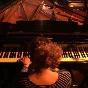 valerie playing piano