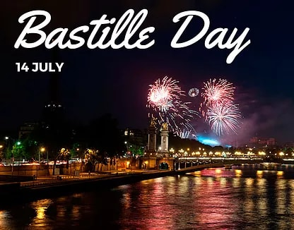 Bastille Day Graphic