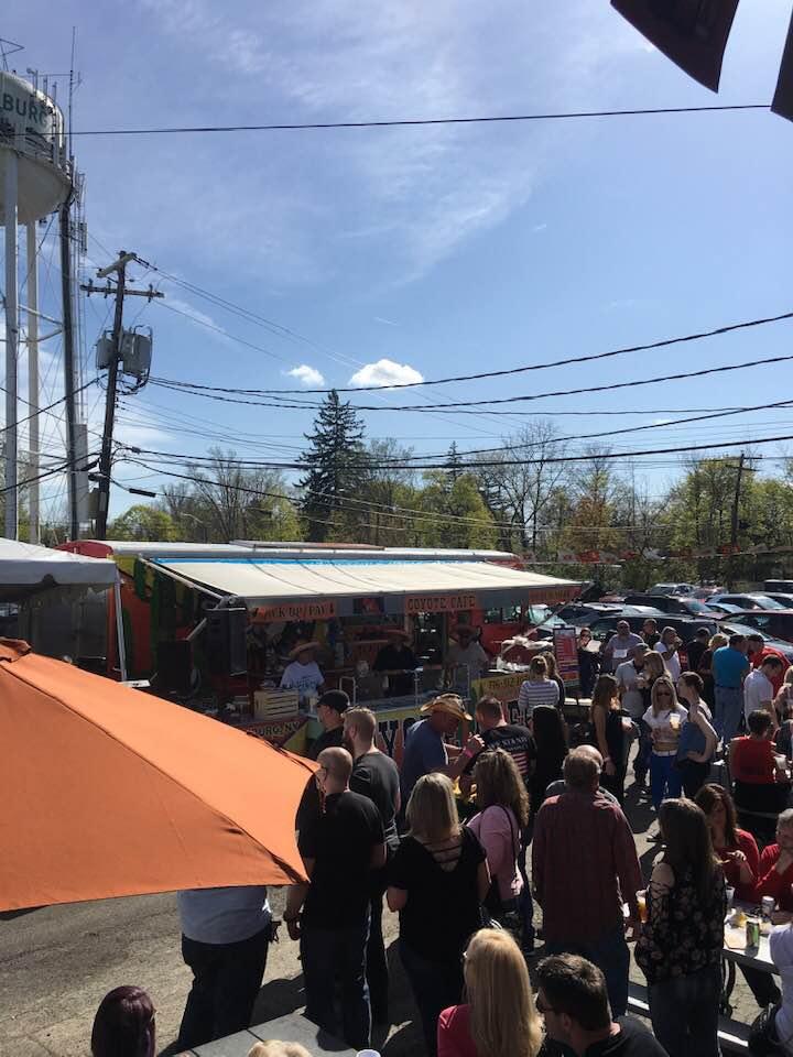 food truck center
