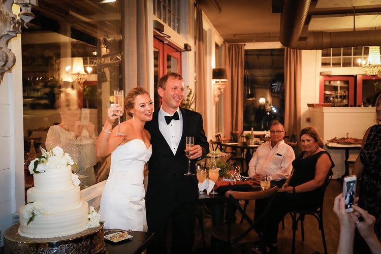 morten's old town wedding toast