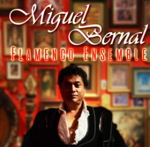 miguel bernal flamenco ensemble poster