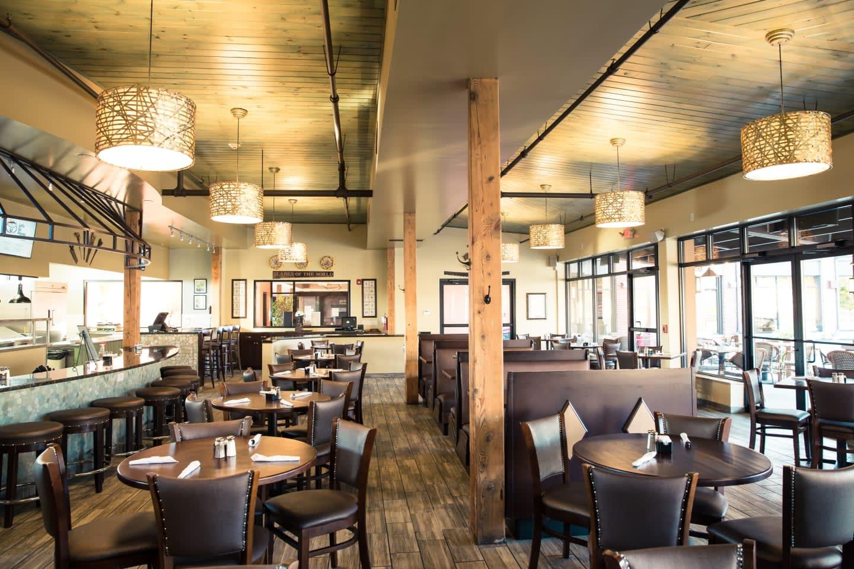 blades diner interior
