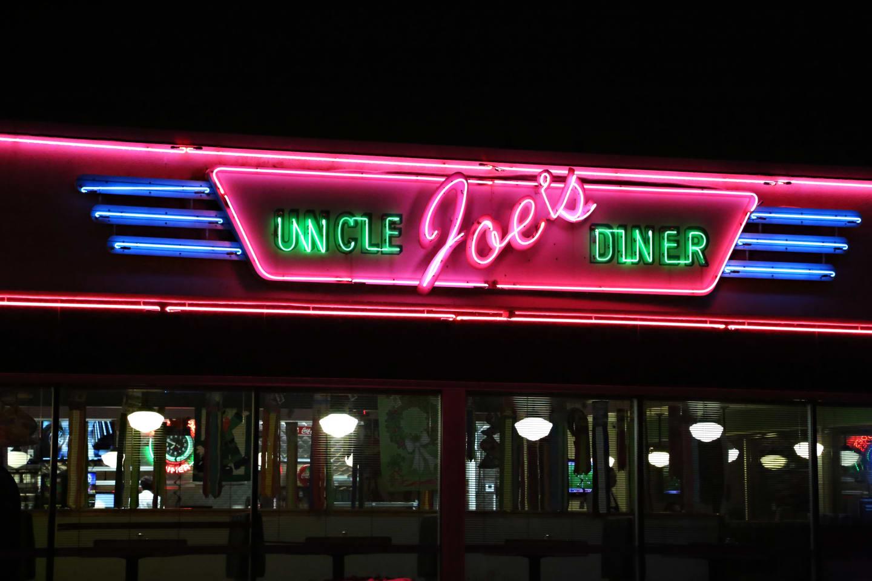 Uncle Joe's Diner