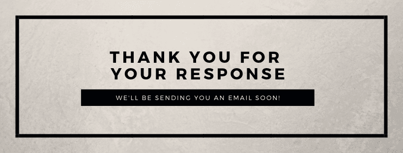 Thank you for answering our lunch survey!
