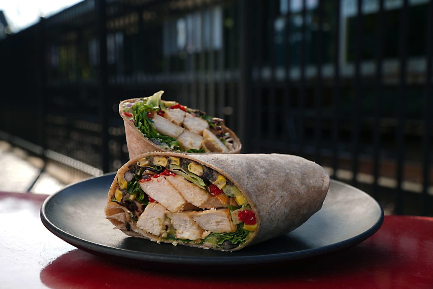8. The Nacho Libre Wrap