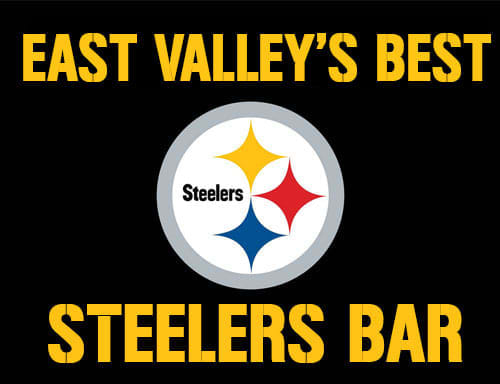east valley's best steelers bar