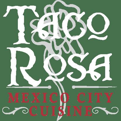 Taco Rosa Mexico City Cuisine Logo