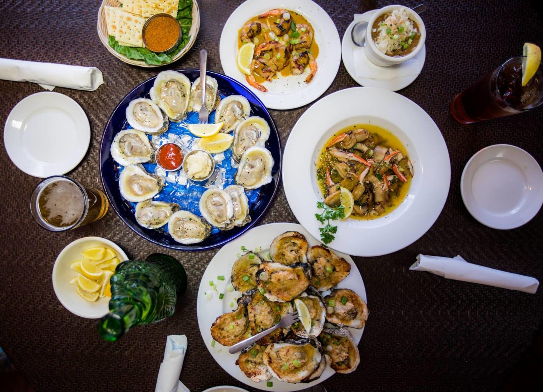 oyster spread