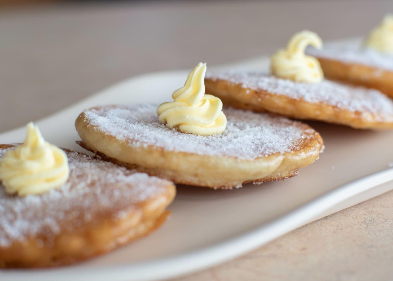 malasada pancakes