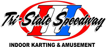 We're located at the Tri-State Speedway - Indoor Karting and Amusement