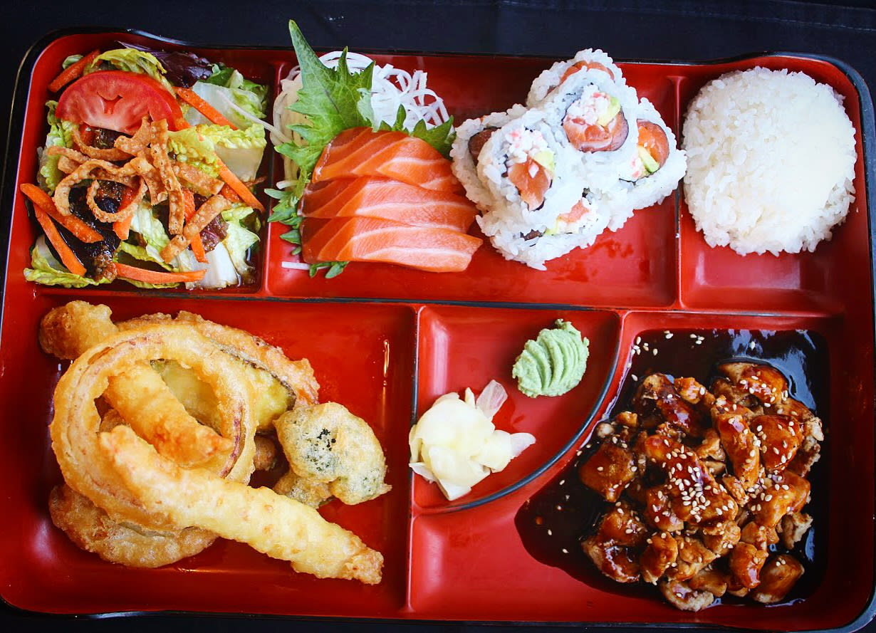 Lunch Bento Box L88