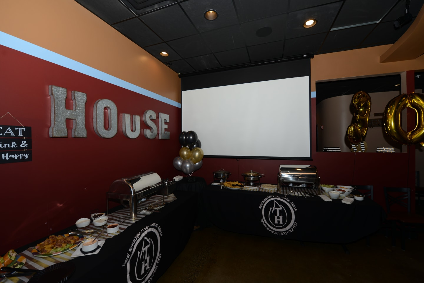 new england tap house catering