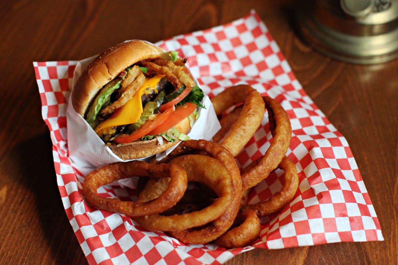 goldrush burger