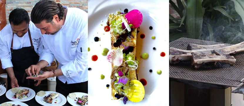 Javier's Executive Chef Abraham Tamez