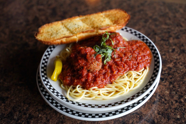 Paninos Spaghetti