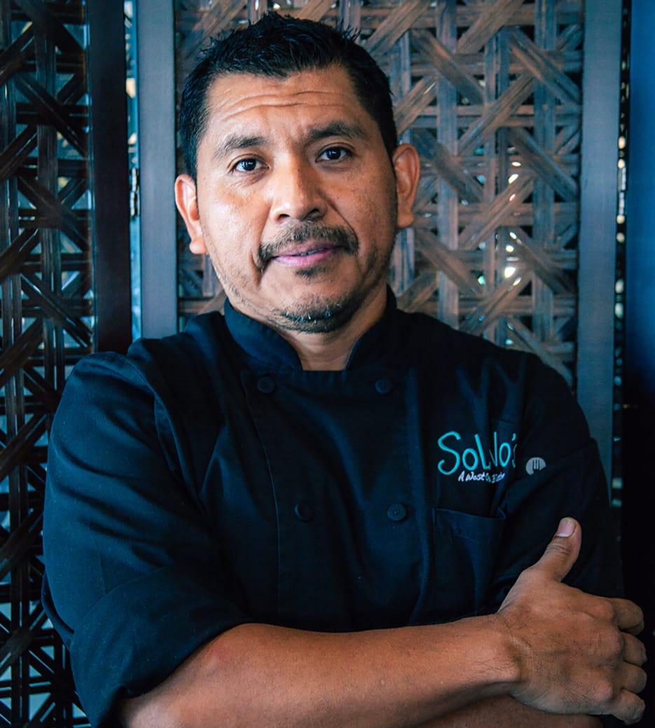 Chef Solano
