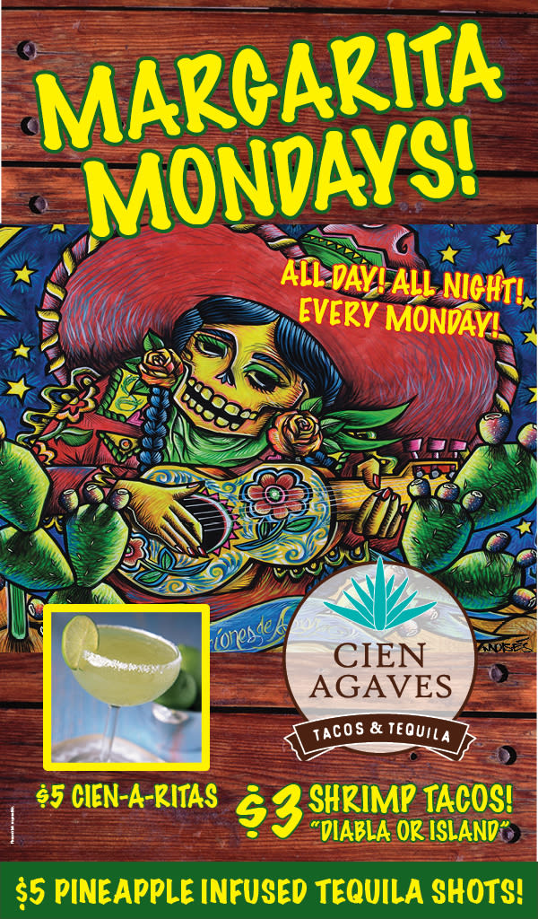 margarita mondays