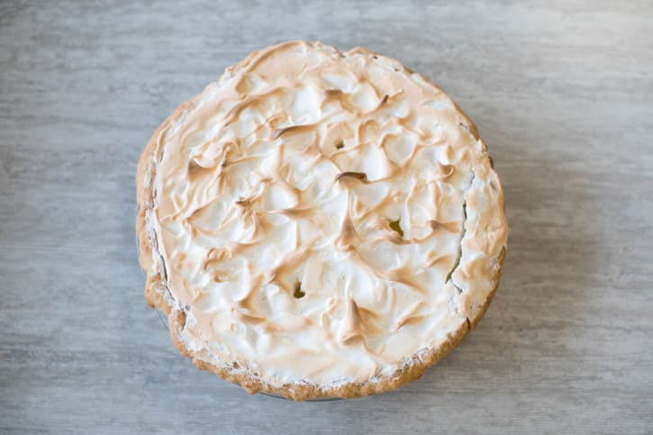 Lemon Marangue Pie