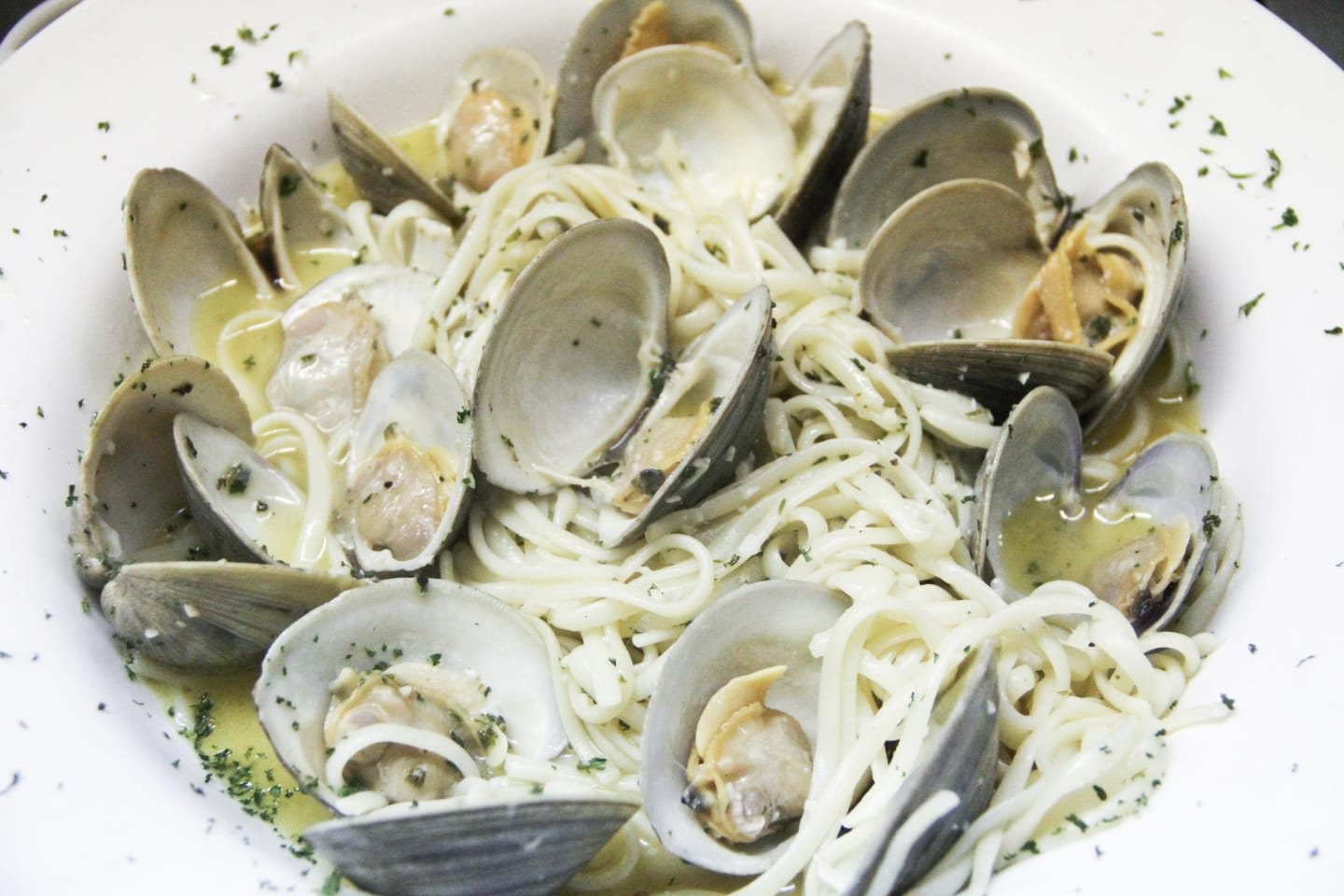 Linguine Clams