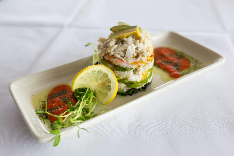 yummy fish dish