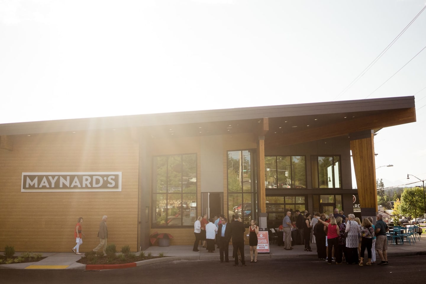 Maynard's Restaurant - Kitsap's Culinary Destination FACT SHEET - June 2019