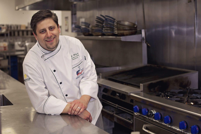 Chef Owner JJ Meland
