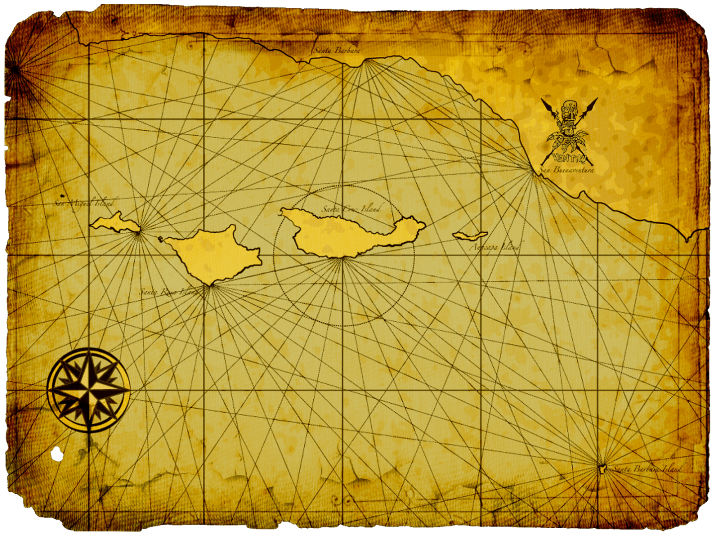 trasure map