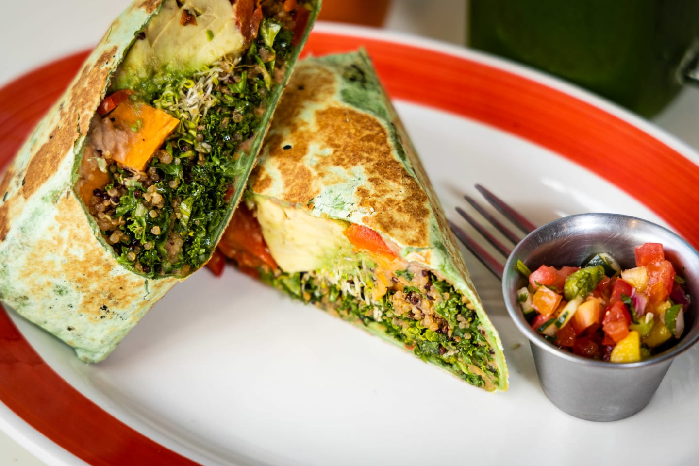 create your own wrap