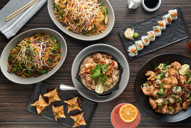Modern Asian Cuisine