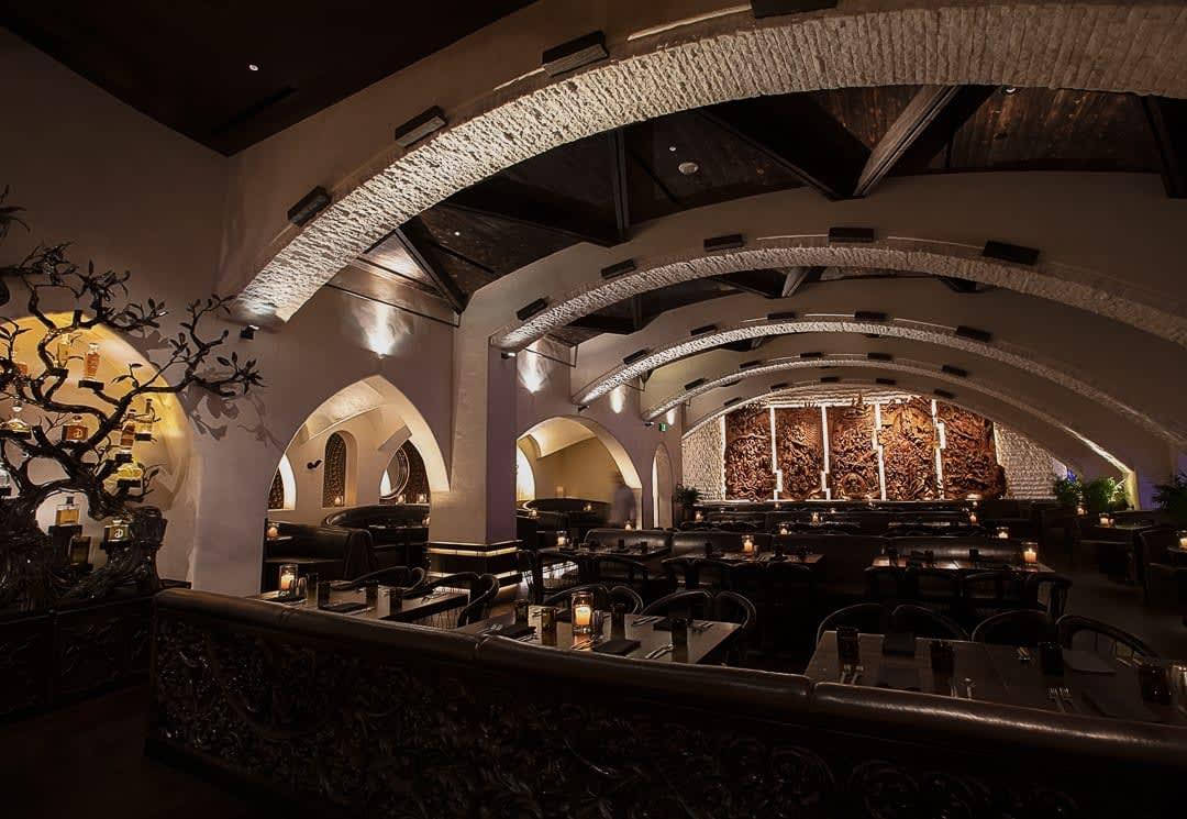 Javier's Las Vegas Dining Room Copyright © 2019 SNAPTASTE®  INC.