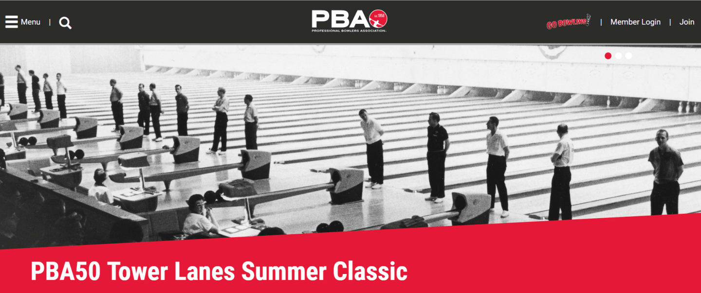 PBA50 Tower Spring Classic Tournament