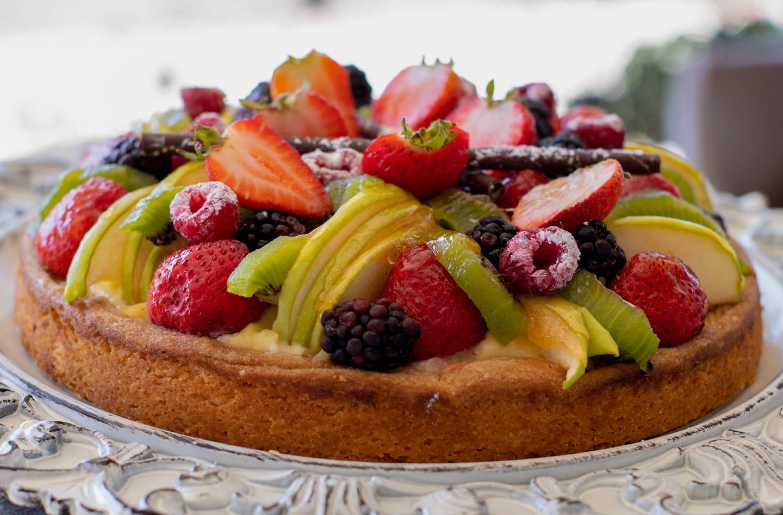fruit tarte