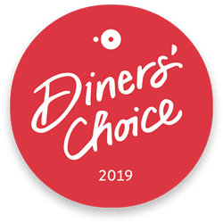 diner's choice logo