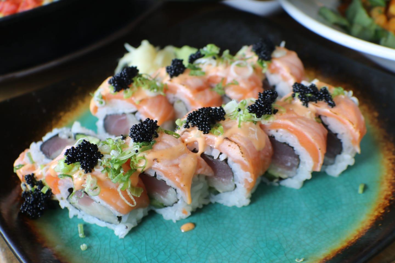 pirate lady sushi