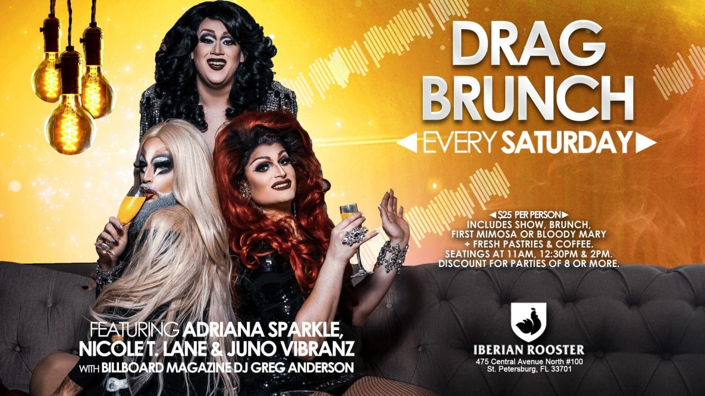 Drag Brunch - Click for more information